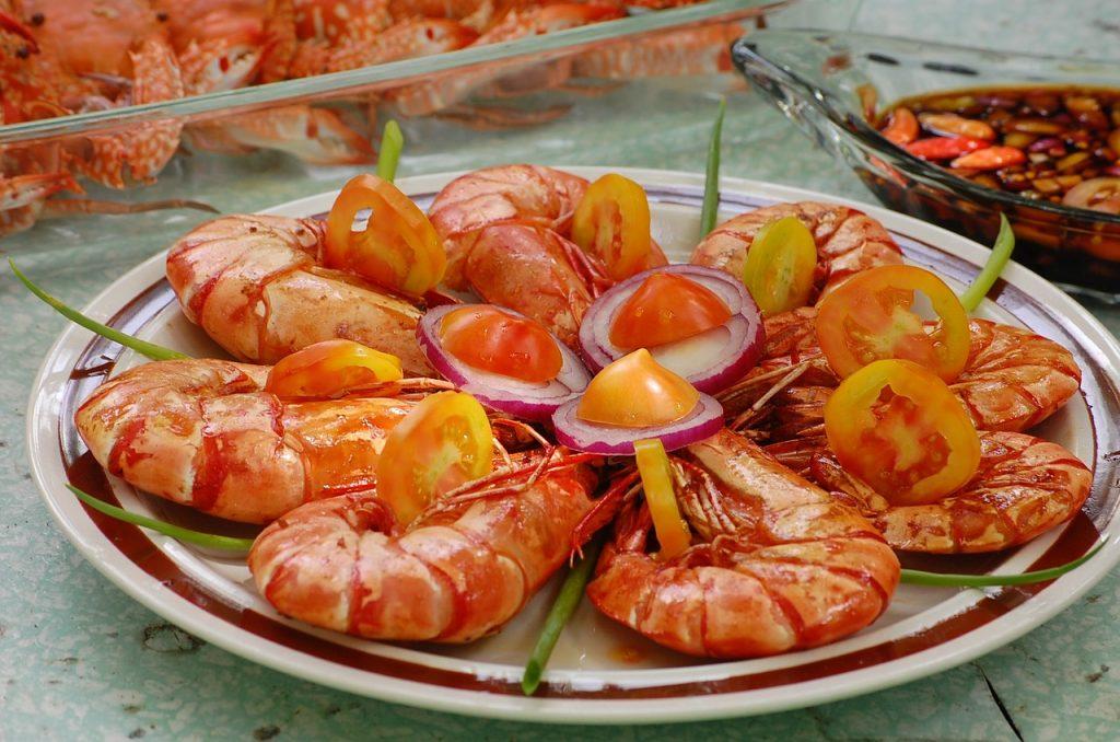 节食减肥的时候吃虾健康吗?