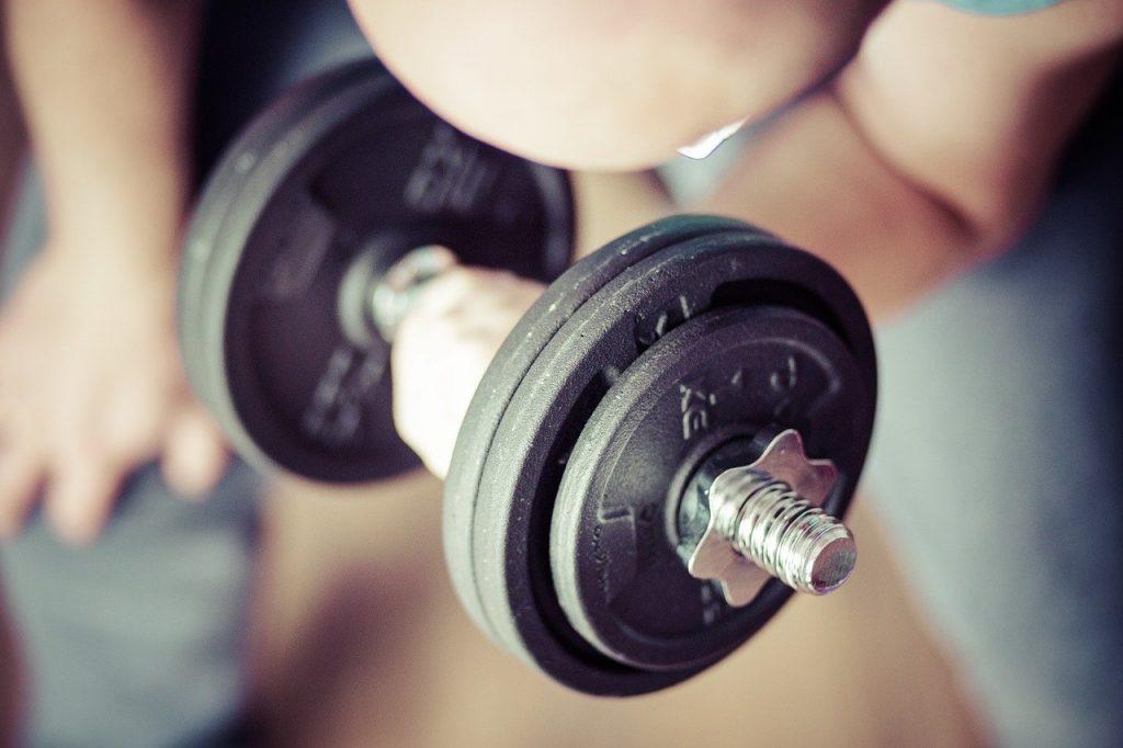 """个简单有效的健身秘诀"""""""