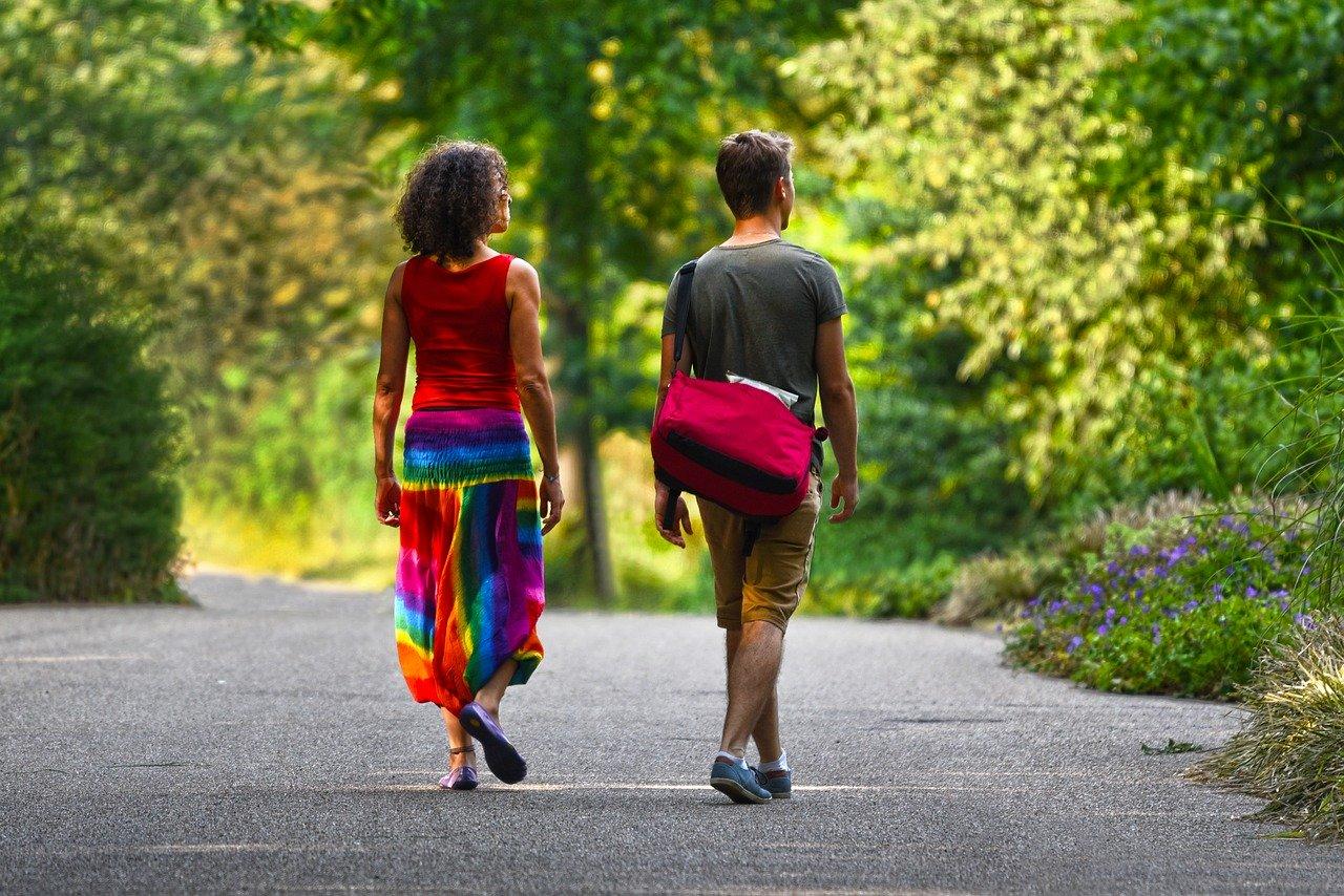 为什么散步是最好的有氧运动之一?