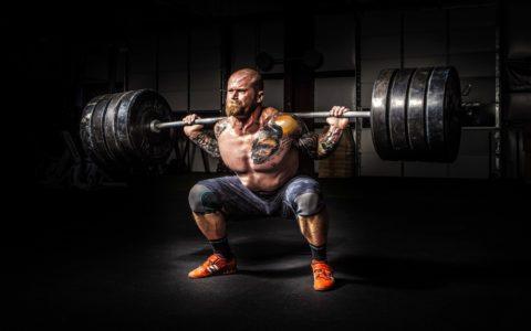 举重运动能给身体带来什么好处?