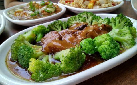 如何在餐厅吃健康的食物?