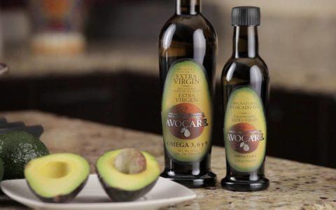 牛油果油的营养成分有哪些?