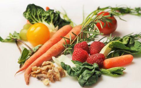 如何健康的吃素食减肥?