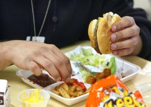 """0种影响减肥效果的事,尽量少做"""""""