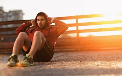 什么是腹肌减肥法?