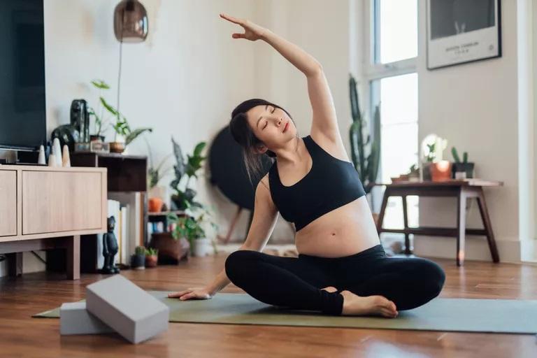 怀孕期间如何安全减肥?
