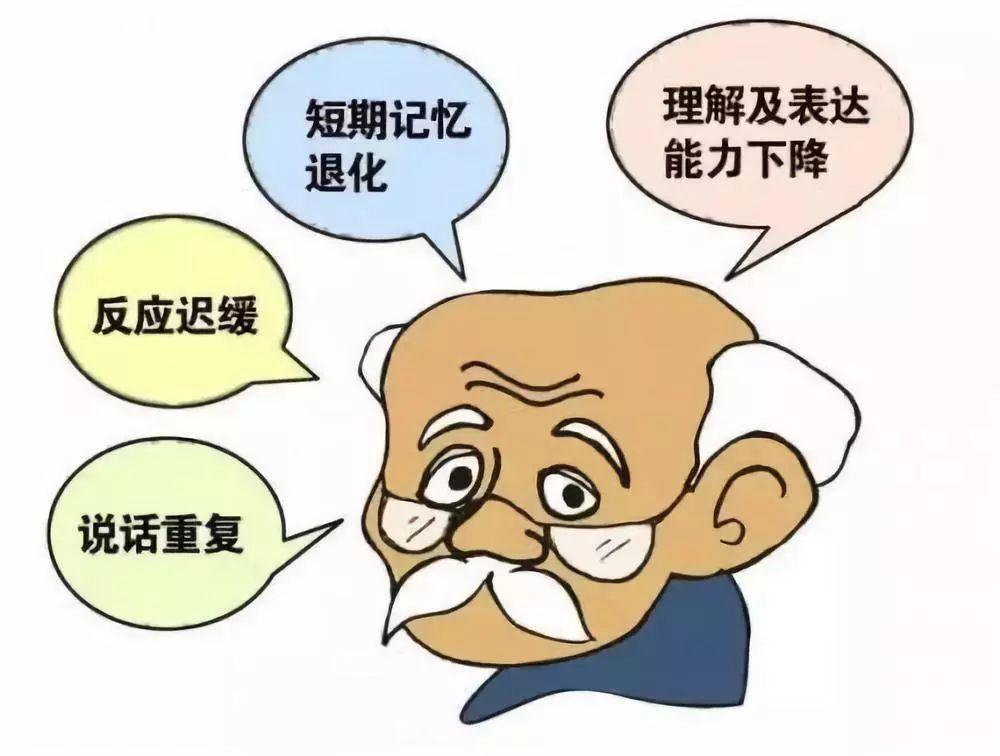 老年人记忆力减退怎么办?(老年痴呆怎么办?)