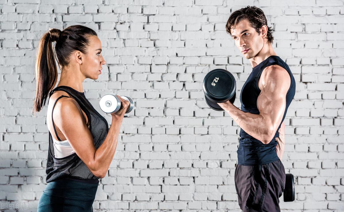 健身前跟健身后有什么区别?7点告诉你答案