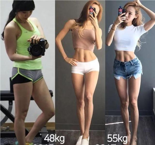 女生练饱满翘臀从哪些动作入手?