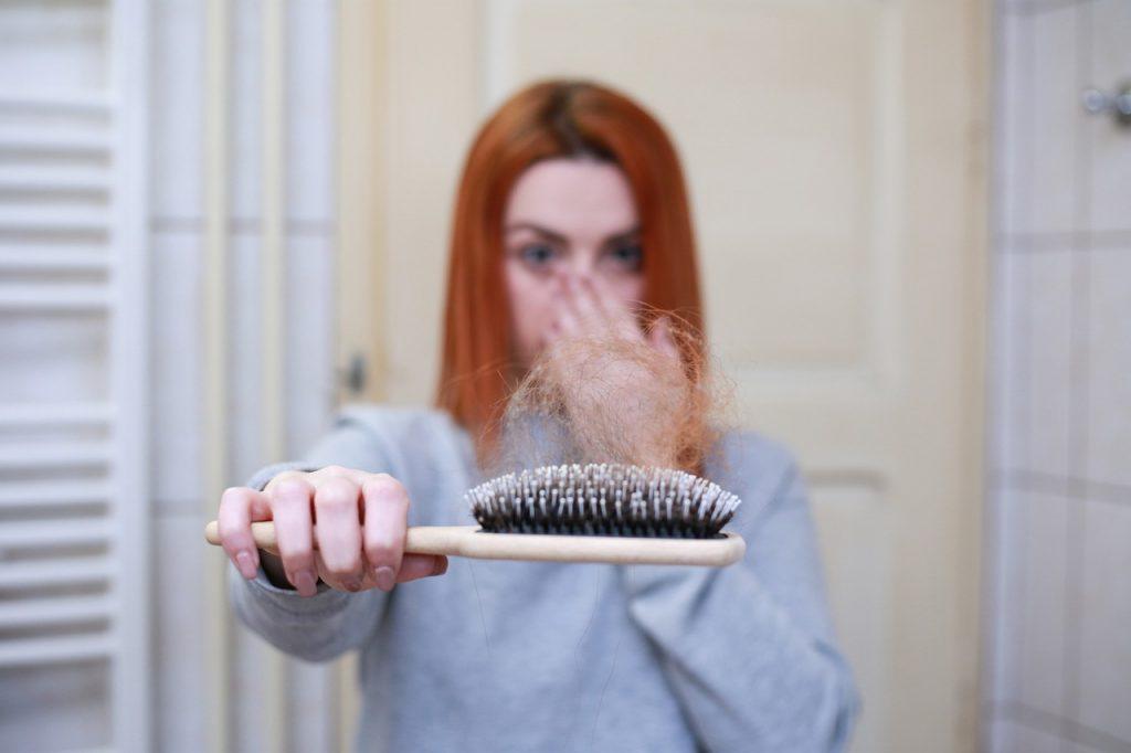 人体一旦出现严重脱发,可能患上以下这五种病